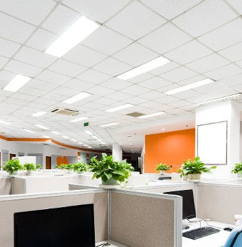 Office Lights - Property Energy Services